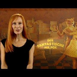 Andrea Sawatzki über das was Roald Dahl auszeichnet - OV-Interview Poster