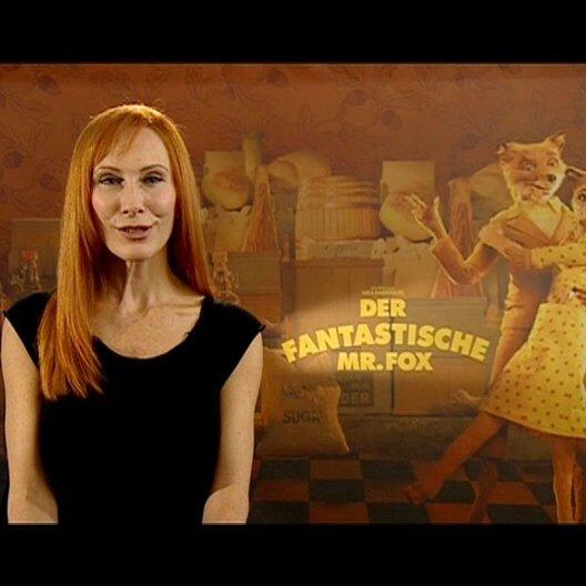 Andrea Sawatzki über das was Roald Dahl auszeichnet - OV-Interview
