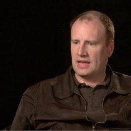 Kevin Feige - Produzent - über Den Look - OV-Interview