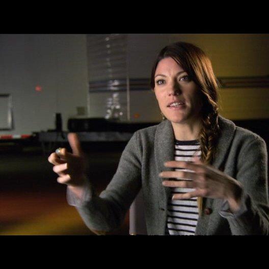 """Jennifer Carpenter - """"Sharon Ames"""" / über den Regisseur - OV-Interview"""