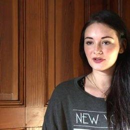 Maria Ehrich -  Gwendolyn Shepherd -  über die Geschichte - Interview
