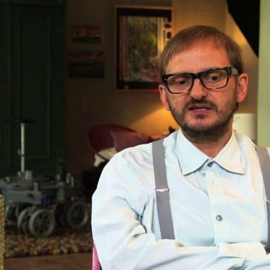 Milan Peschel über seine Rolle - Interview