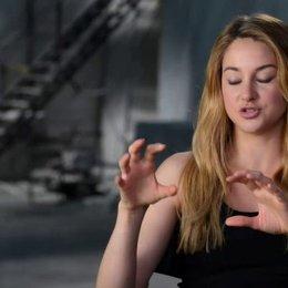 Shailene Woodley - Tris - über ihre Rolle - OV-Interview Poster