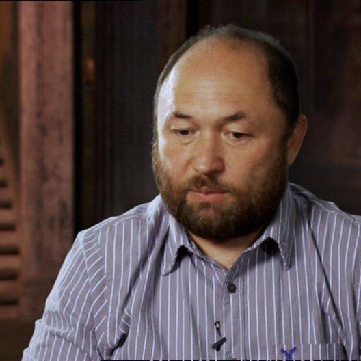 Timur Bekmambetov über den Ursprung von Abraham Lincoln Vampirjäger. - OV-Interview Poster