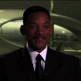 Will Smith über Bo Welch und das Szenenbild - OV-Interview Poster