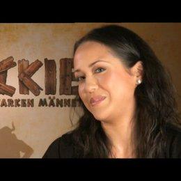 """Ankie Beilke (""""Lee Fu"""") über die Zusammenarbeit mit Michael Bully Herbig - Interview Poster"""