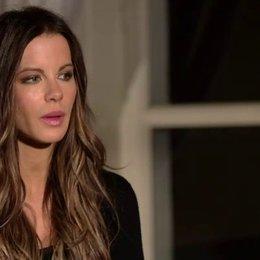 Kate Beckinsale - Simone - über die Beziehung zwischen Simone und Thomas - OV-Interview