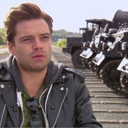 Sebastian Stan - James Buchanan Bucky Barnes - über Seine Rolle - OV-Interview