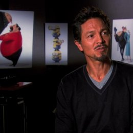 Benjamin Bratt über El Macho - OV-Interview