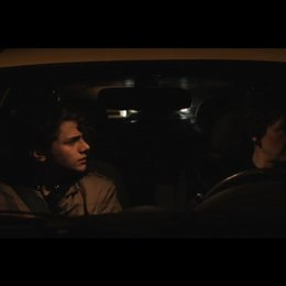 Hubert und seine Mutter im Auto - Szene Poster