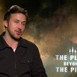 Ryan Gosling - Luke - über die Zusammenarbeit mit Derek Cianfrance - OV-Interview