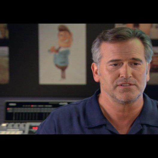 Campbell über den Film und dessen Aussage - OV-Interview Poster