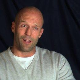 Jason Statham - Phil Broker - über das Drehbuch - OV-Interview