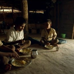 Samuel und seine Brüder beim Frühstück - Szene