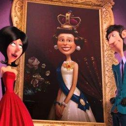 Scarlet rekrutiert die Minions - Szene Poster