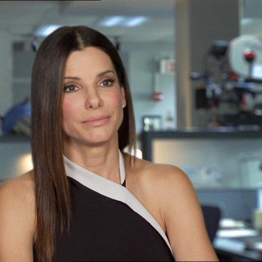 Sandra Bullock -Ashburn - über den Film - OV-Interview