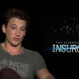 Miles Teller - Peter - über seine Lieblingsszenen im Film - OV-Interview Poster