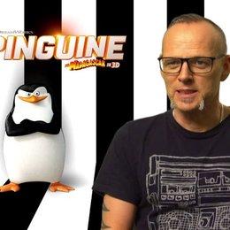 Thomas D - Kowalski - über die Pinguine im Film - Interview