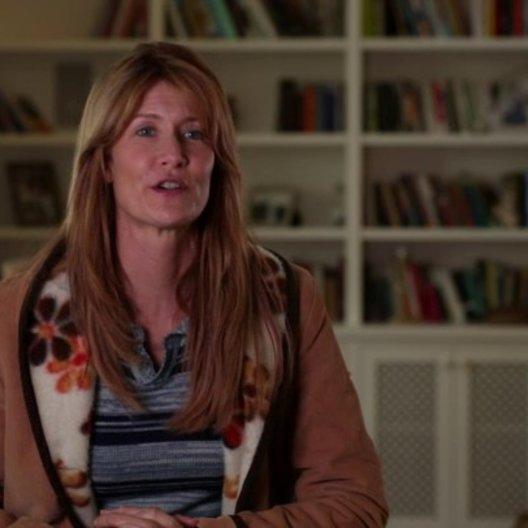 Laura Dern über Reese wie sie Cheryl spielt - OV-Interview Poster