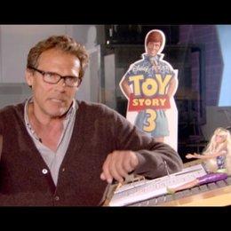 CHRISTIAN TRAMITZ / Ken darüber warum man TOY STORY 3 sehen soll muss - Interview Poster