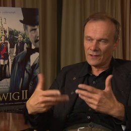 Edgar Selge über das Verhältnis von König Ludwig zu Richard Wagner - Interview