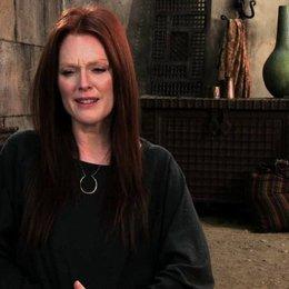 Julianne Moore über Jeff Bridges - OV-Interview