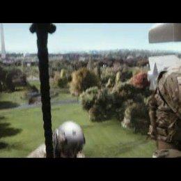 Hubschrauberabsturz - Szene