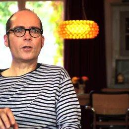 Ingo Siegner über die Entstehung von Geschichten - Interview Poster