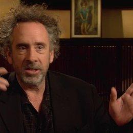 Tim Burton - Regisseur - über seine Nähe zu Margaret Keanes Kunst - OV-Interview Poster