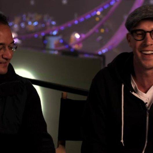 Riza Aziz und Joey McFarland über das Liebenswerte an Harry und Lloyd - OV-Interview