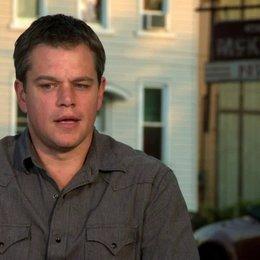 Matt Damon über die Geschichte - OV-Interview Poster
