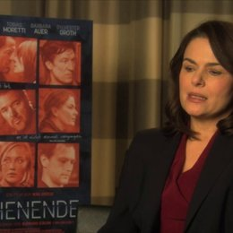 Barbara Auer über Tinas politische Einstellung - Interview Poster