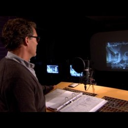 Im Synchronstudio / CHRISTIAN TRAMITZ / Ken - Making Of