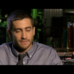 Jake Gyllenhaal (Colter Stevens) über seine Reaktion auf Duncan Jones Moon - OV-Interview Poster