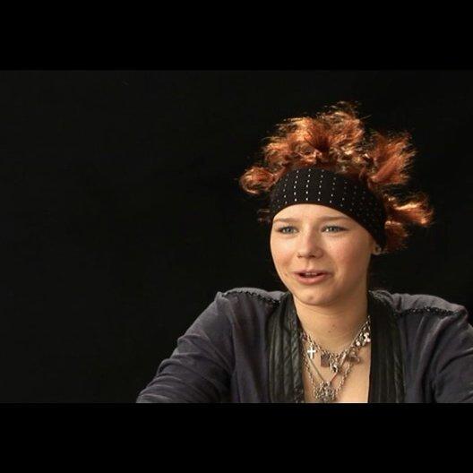 Selina Shirin Müller (Hanna) über Hannas Entwicklung - Interview