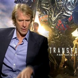Michael Bay - Regisseur - über die Zusammenarbeit mit den Imagine Dragons - OV-Interview Poster