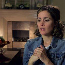 Rose Byrne über die Geschichte des Films - OV-Interview