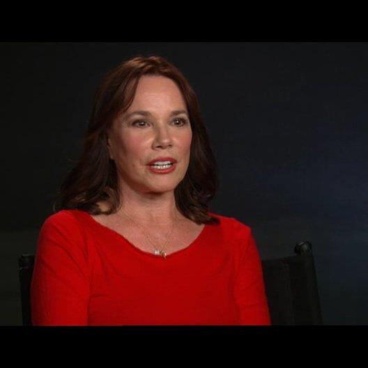 Barbara Hershey über die Arbeit mit Darren Aronofsky - OV-Interview