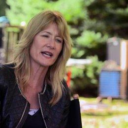 Laura Dern - Frannie - über Shailene Woodley als Hazel - OV-Interview
