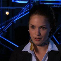 Alexis Knapp über die Geschichte - OV-Interview