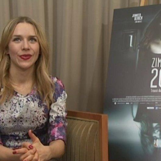 Julia Dietze (Annika) über den Film - Interview