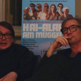 Leander Haußmann und Sven Regener (Regie) über die Musik - Interview Poster