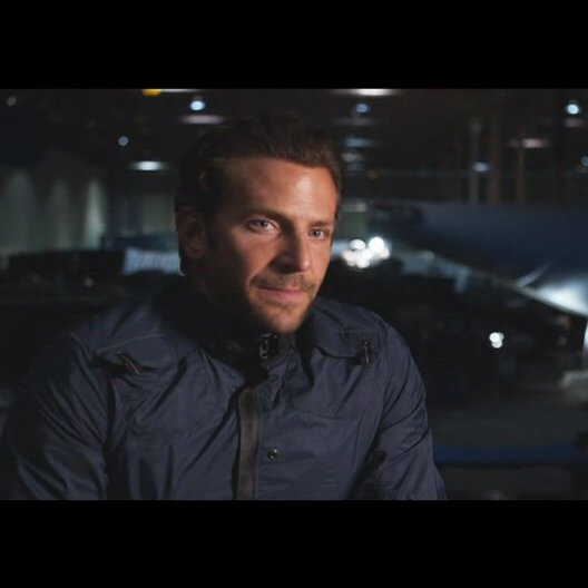 "Bradley Cooper - ""Faceman"" über den Film - OV-Interview"