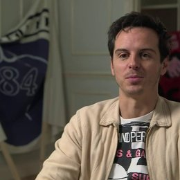 Andrew Scott - Gethin - über seine Rolle - OV-Interview Poster