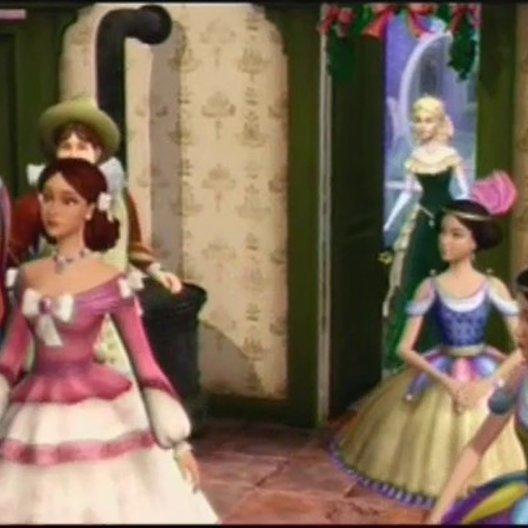 Barbie in: Eine Weihnachtsgeschichte - Trailer Poster