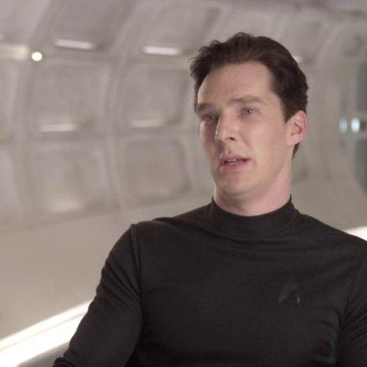 Benedict Cumberbatch - John Harrison - über den Reiz an dem Projekt - OV-Interview
