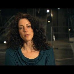 Therese DePrez über die Arbeit mit Darren Aronofsky - OV-Interview