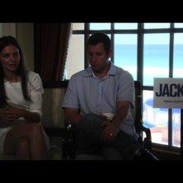 Katie Holmes über ihre Rolle - OV-Interview Poster