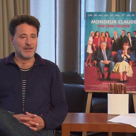 Philippe de Chauveron (Regisseur) - OV-Interview
