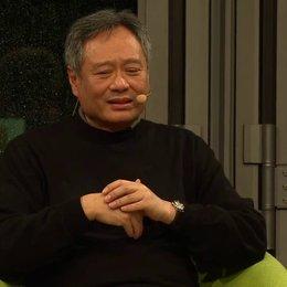 Ang Lee und Wim Wenders - Die Veränderung des Regiesseurberufs - OV-Interview